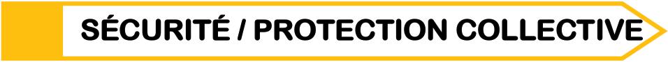 sécurité - protection collection